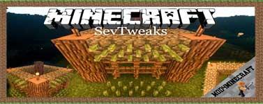 SevTweaks Mod 1.12.2