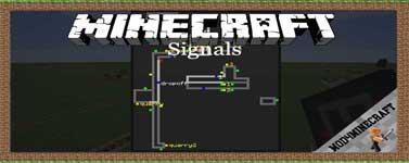 Signals Mod 1.12.2/1.10.2/1.9.4