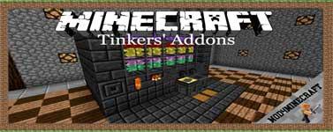 Tinkers' Addons Mod 1.12.2/1.11.2/1.10.2