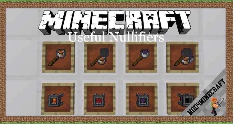 Useful Nullifiers Mod 1.12.2/1.11.2/1.10.2