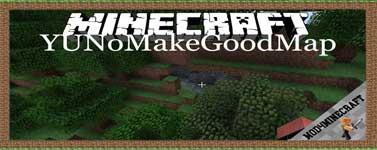 YUNoMakeGoodMap Mod 1.12.2/1.11.2/1.10.2