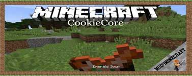 CookieCore Mod 1.16.4/1.12.2/1.7.10