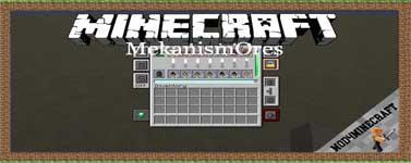 MekanismOres Mod 1.12.2
