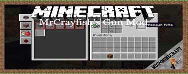 MrCrayfish's Gun Mod 1.15.2/1.12.2