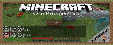 Ore Prospectors Mod 1.12.2