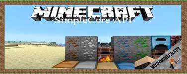 SimpleCore API Mod 1.16.4/1.12.2/1.7.10