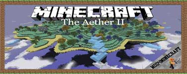The Aether II Mod 1.12.2/1.7.10