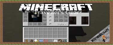 Traveller's Gear Mod 1.7.10