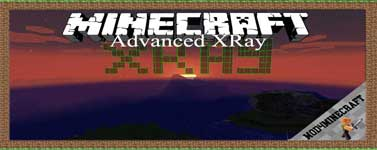 Advanced XRay Mod 1.16.4/1.12.2/1.7.10