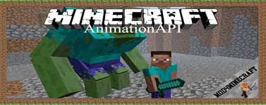 AnimationAPI Mod 1.7.10