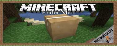 Ender Mail Mod 1.16.4/1.15.2/1.12.2