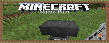Name Pain Mod 1.16.4/1.12.2/1.7.10
