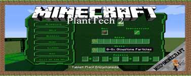 PlantTech 2 Mod 1.17.1/1.16.5/1.12.2