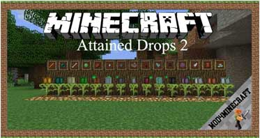 Attained Drops 2 Mod 1.16.5/1.12.2/1.10.2
