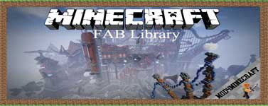 FAB Library Mod 1.15.2/1.14.4