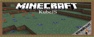 KubeJS Mod 1.16.5/1.12.2/1.7.10