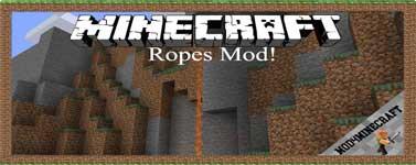 Ropes Mod! 1.16.2/1.15.2