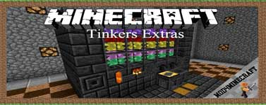 Tinkers Extras Mod 1.12.2