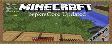 bspkrsCore Updated Mod 1.12.2/1.11.2/1.10.2