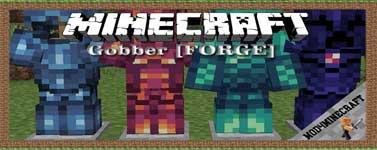 Gobber [FORGE] Mod 1.17.1/1.16.5/1.12.2