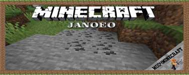 JANOEO Mod 1.16.5/1.15.2/1.14.4