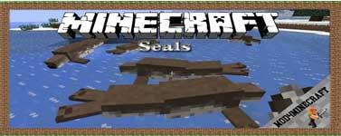 Seals Mod 1.16.5/1.15.2/1.14.4