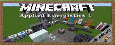 Applied Energistics 1 Mod 1.6