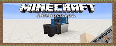 Bibliotheca Mod 1.16.5/1.15.4/1.12.2