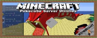 Pokecube Server Utilities Mod 1.12.2/1.11.2/1.10.2