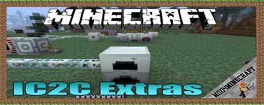 IC2C Extras Mod 1.12.2