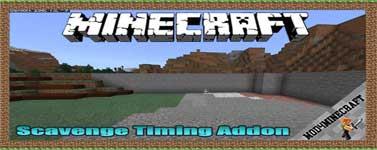 Scavenge Timing Addon Mod 1.12.2